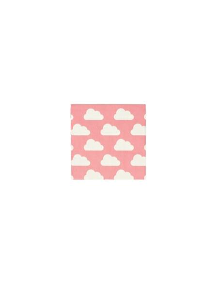 Servetten Roze Wolken 16 st.