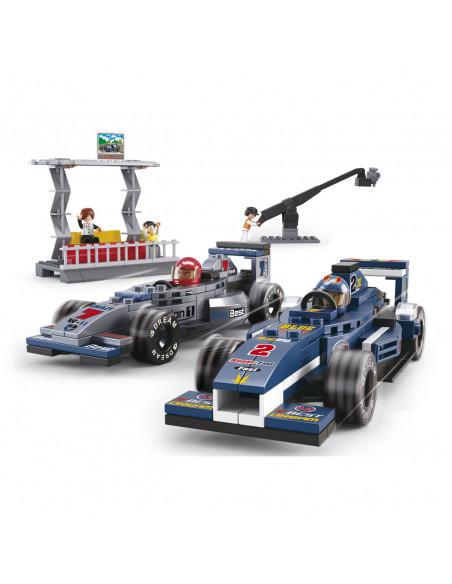 Sluban Race Set