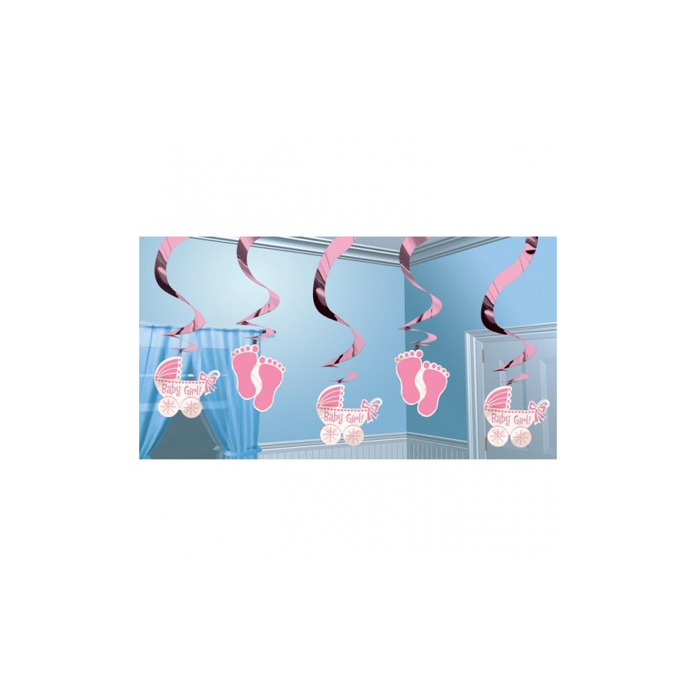 Baby Meisjes Hang Decoratie 61cm