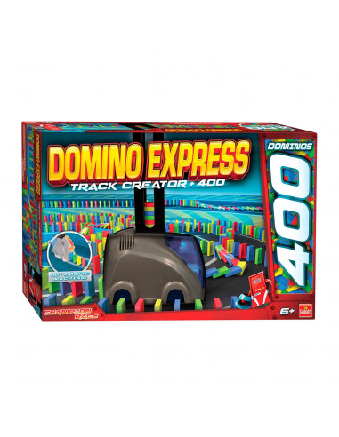Domino Express Track Creator met 400...