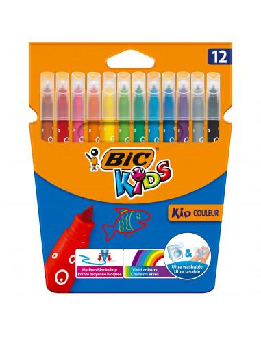 BIC Kids Kid Couleur, 12st.