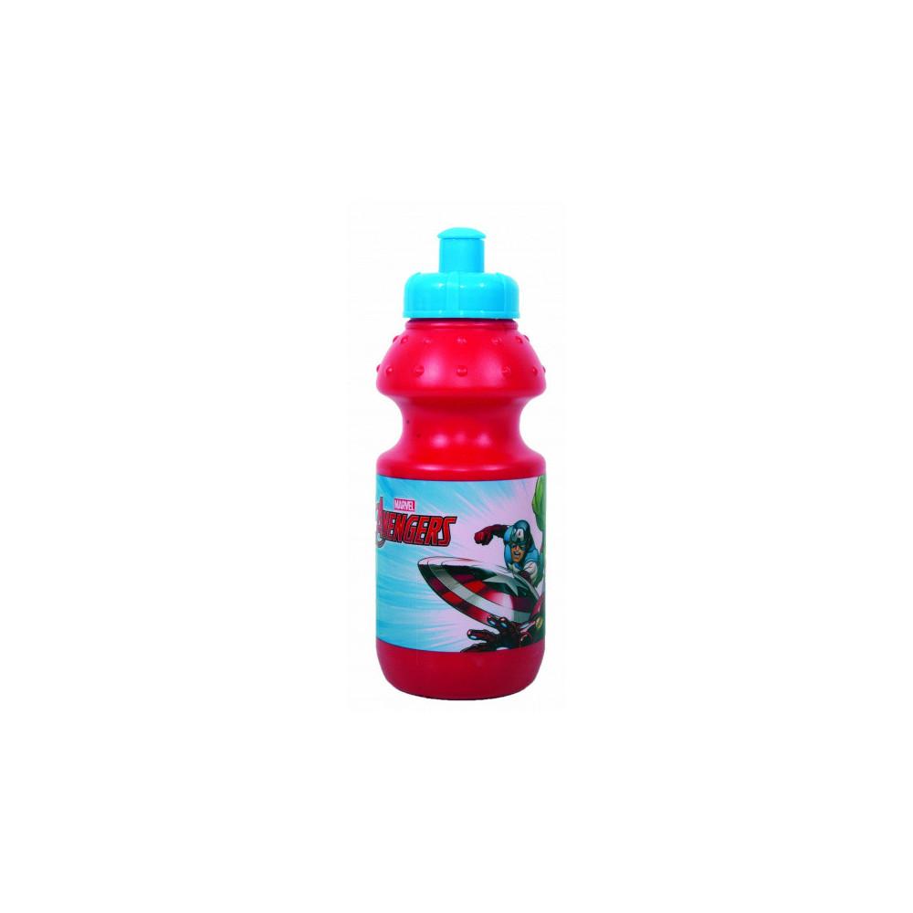 Sportbidon Avengers Rood/lichtblauw 350 Ml BT