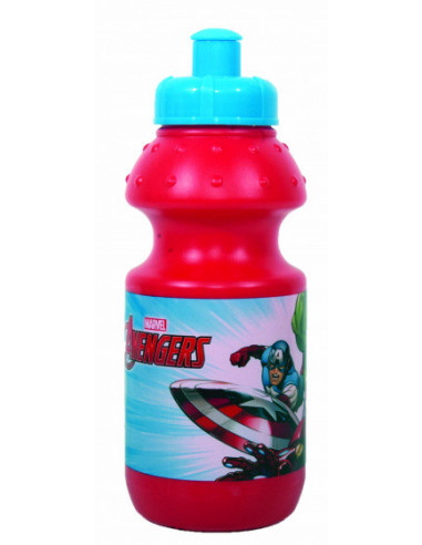 Sportbidon Avengers Rood/lichtblauw...