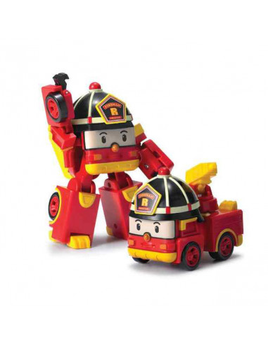 Robocar Poli Transforming Robot - Roy BT