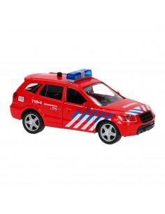 Super Cars Die-cast Hulpdiensten - Brandweer