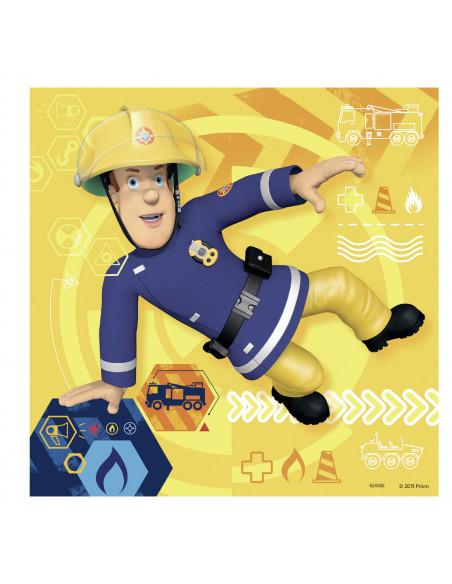 Brandweerman Sam Bij Gevaar Sam Roepen, 3x49st.