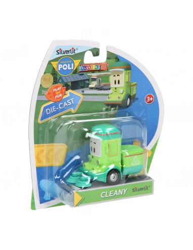 Robocar Poli Die-Cast - Cleany
