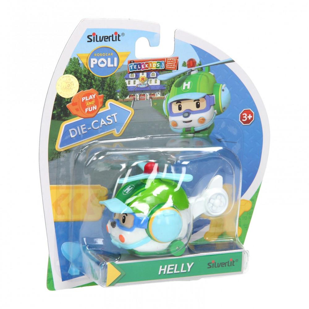Robocar Poli Die-Cast - Helly