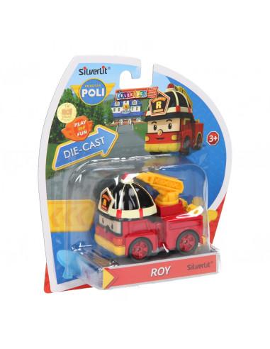 Robocar Poli Die-Cast - Roy