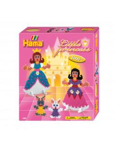 Hama Strijkkralenset - Prinsessen, 3000st.