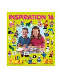 Hama Strijkkralen Inspiratieboekje, nr. 16
