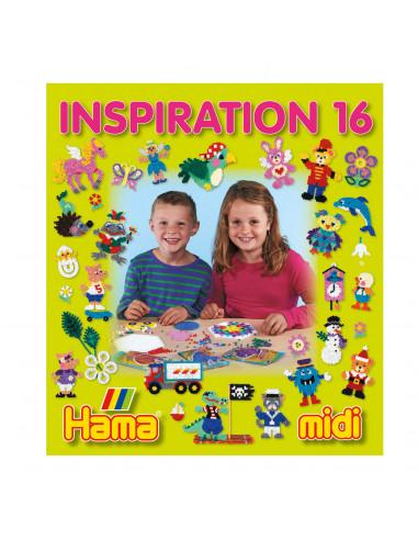 Hama Strijkkralen Inspiratieboekje,...
