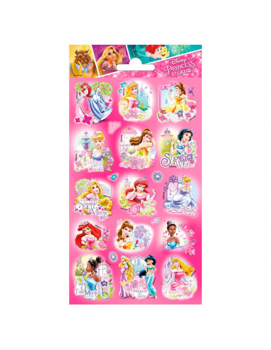 Stickervel Disney Prinses