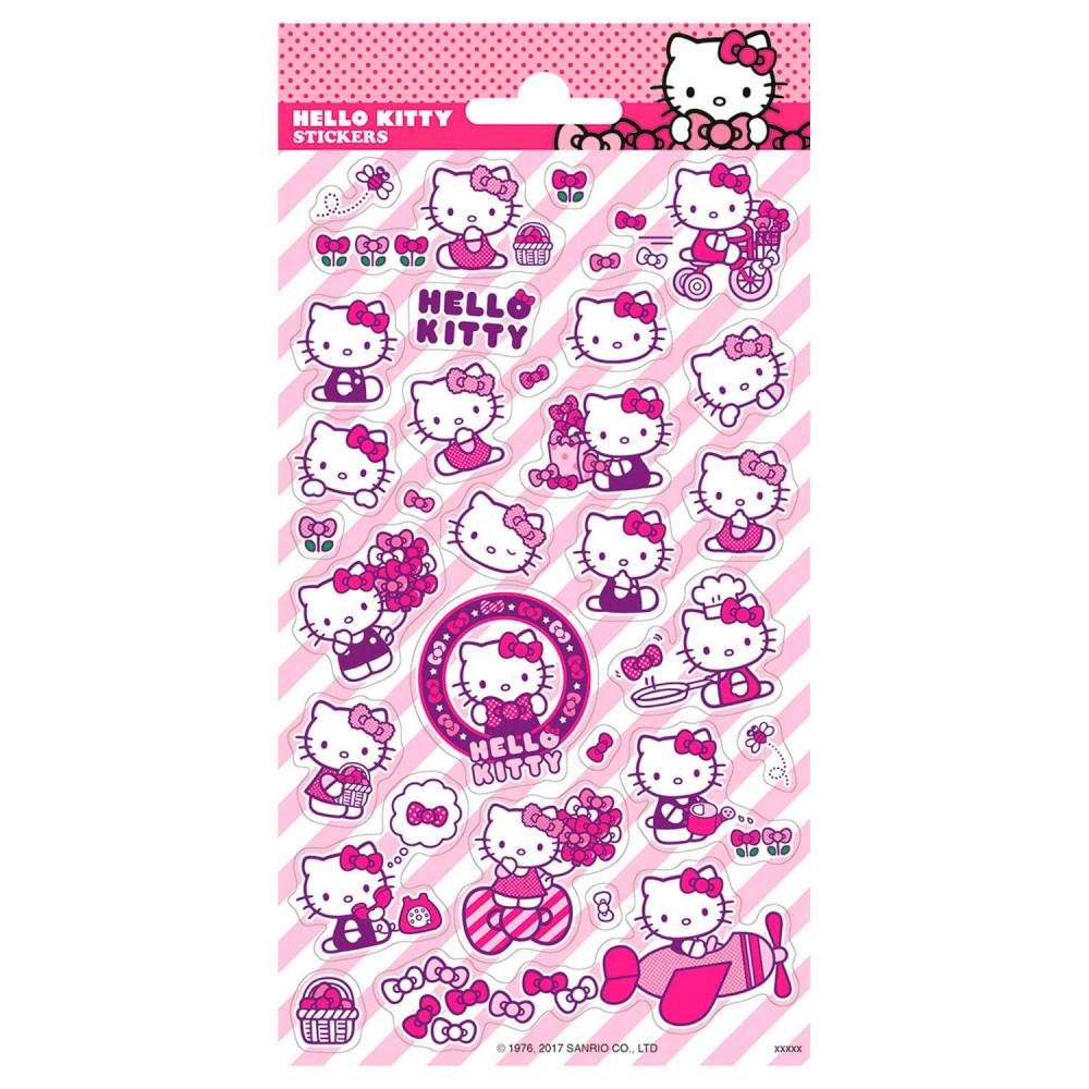 Stickervel Twinkle Hello Kitty