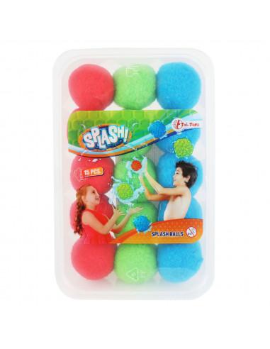 Super Splashballen mini, 15st.