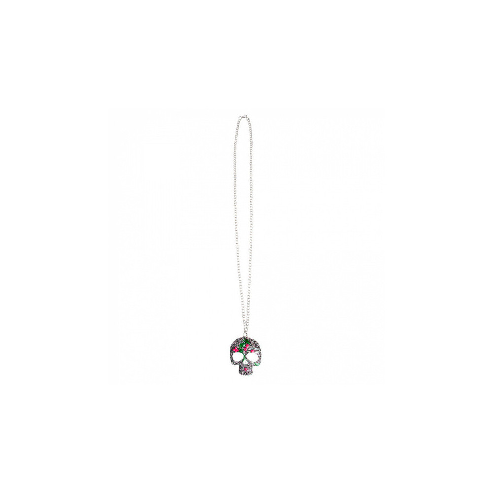 Ketting Catrina Zink Zilver One-size