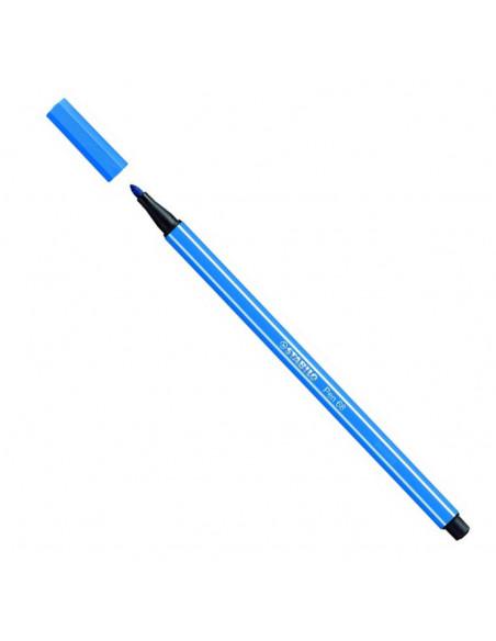 STABILO Viltstift - Donkerblauw (68/41)
