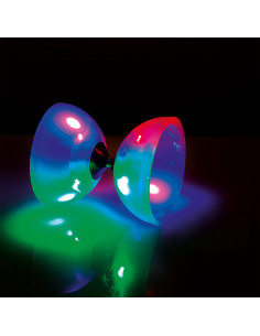 Diabolo met LED verlichting (excl. stokken)