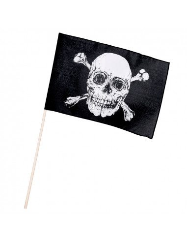 Piraten Zwaaivlag BT