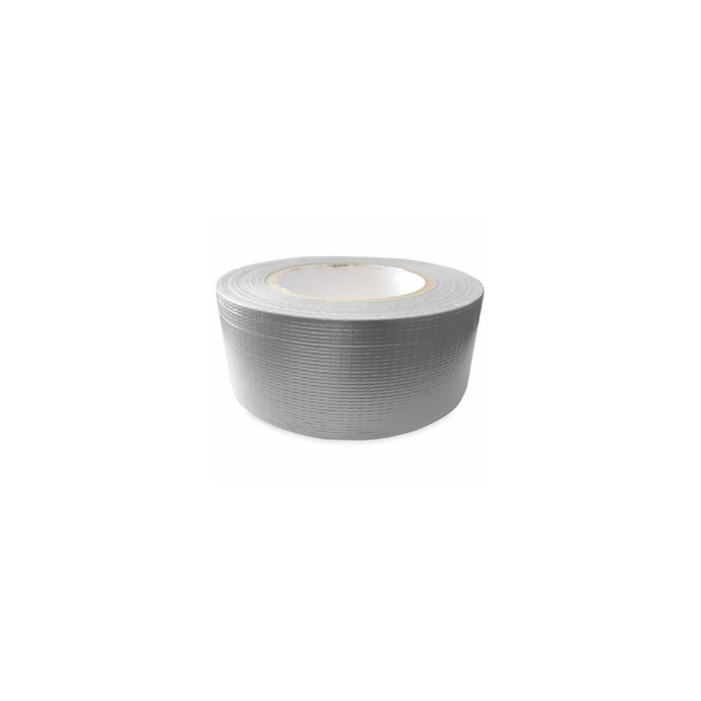 Duct-tape 48 Mm Zilver 10 Meter