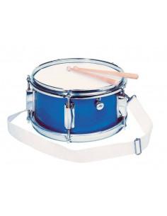Goki Trommel Met Snaar Blauw