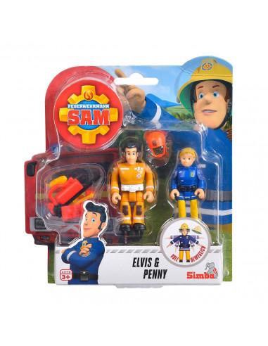 Brandweerman Sam Speelfiguren - Elvis...