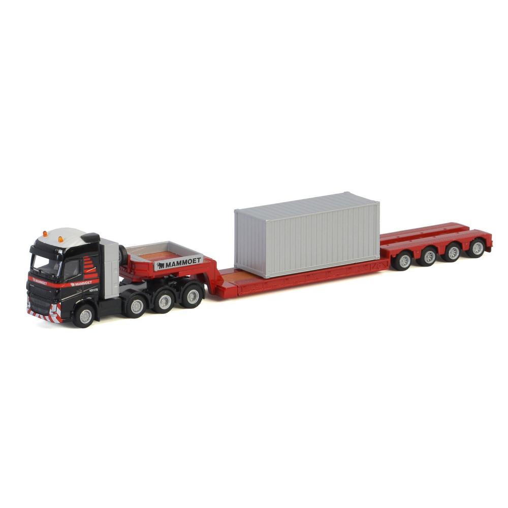 Mammoet Volvo Die-cast Vrachtwagen met Aanhanger