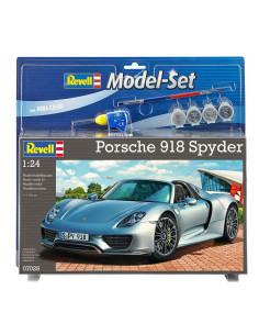 Revell Model Set - Porsche 918 Spyder