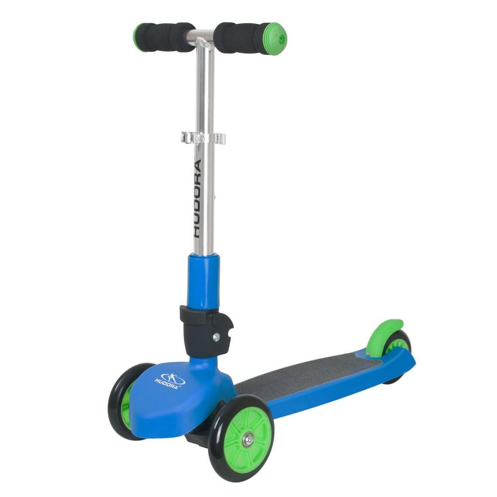Hudora FlitzKids Step - Blauw BT