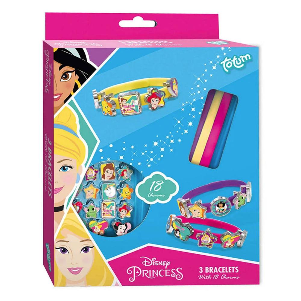 Totum Disney Prinses - Armbandjes met Bedels