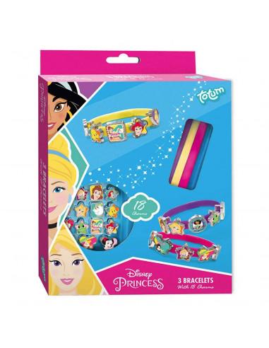 Totum Disney Prinses - Armbandjes met...