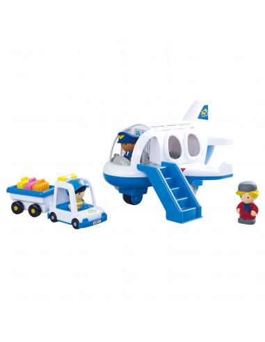 Playgo Speelset Vliegtuig