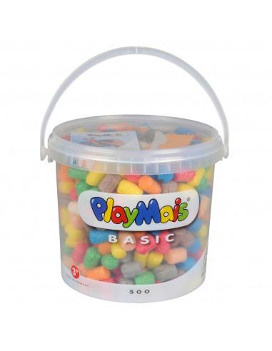 PlayMais Basic Emmer 5 Liter (meer...