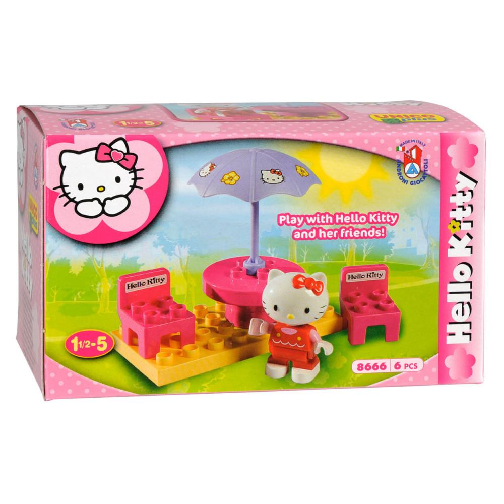 Hello Kitty Unico Miniset Terras
