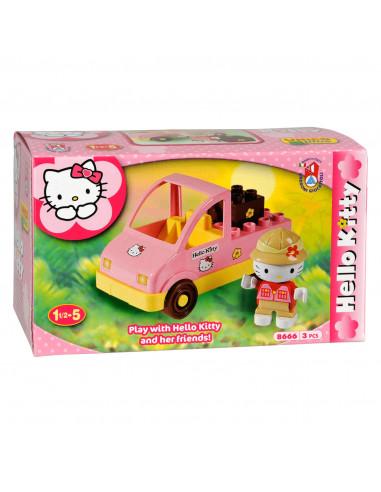 Hello Kitty Unico Miniset Auto