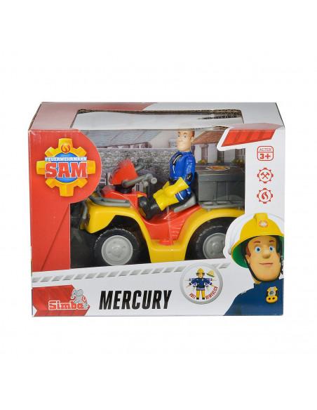 Brandweerman Sam Mercury met Figuur