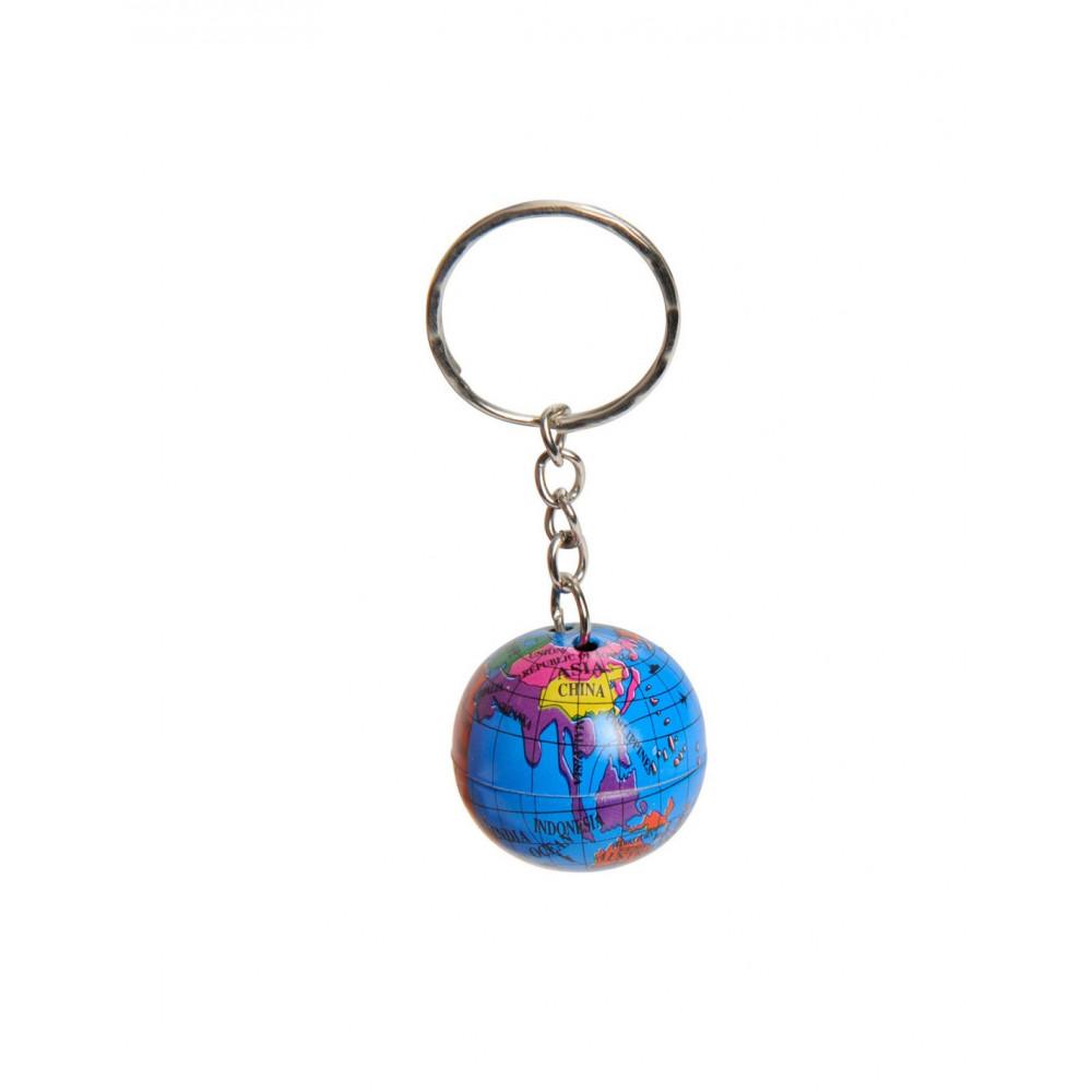 Sleutelhanger Wereldbol