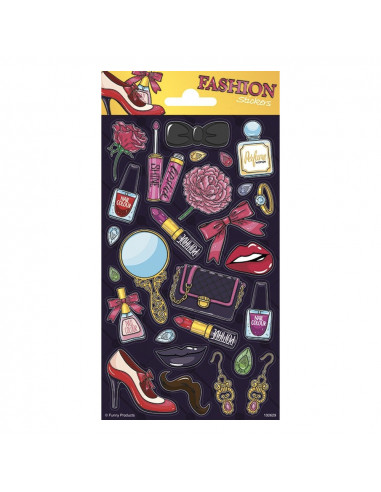 Stickervel Twinkle Sheet Fashion