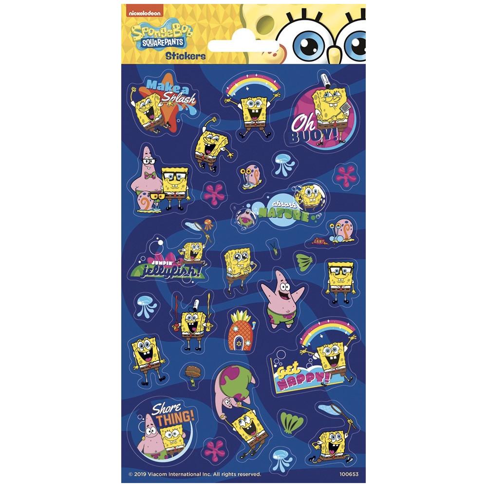 Stickervel Twinkle Sheet Spongebob Squarepants