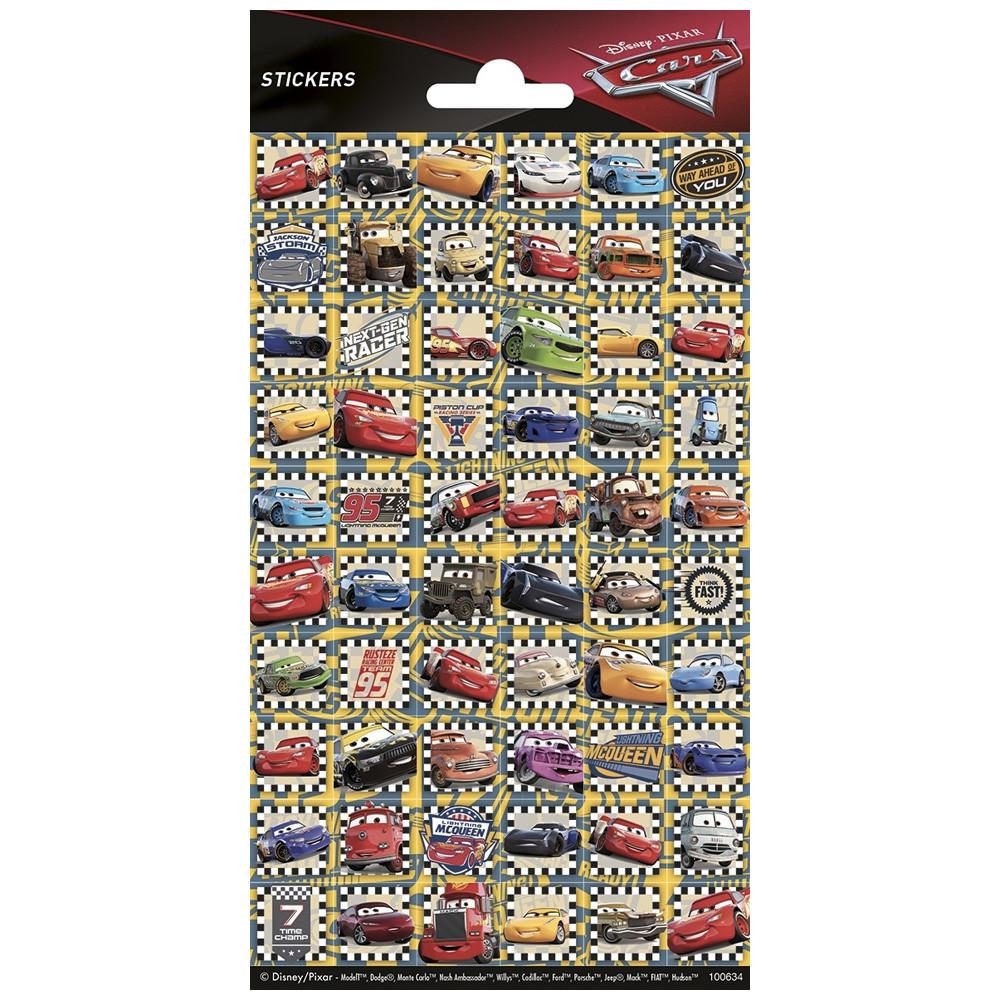 Stickervel Cars (mini)
