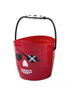 Zandemmer Piraat - Rood