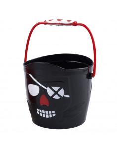 Zandemmer Piraat - Zwart