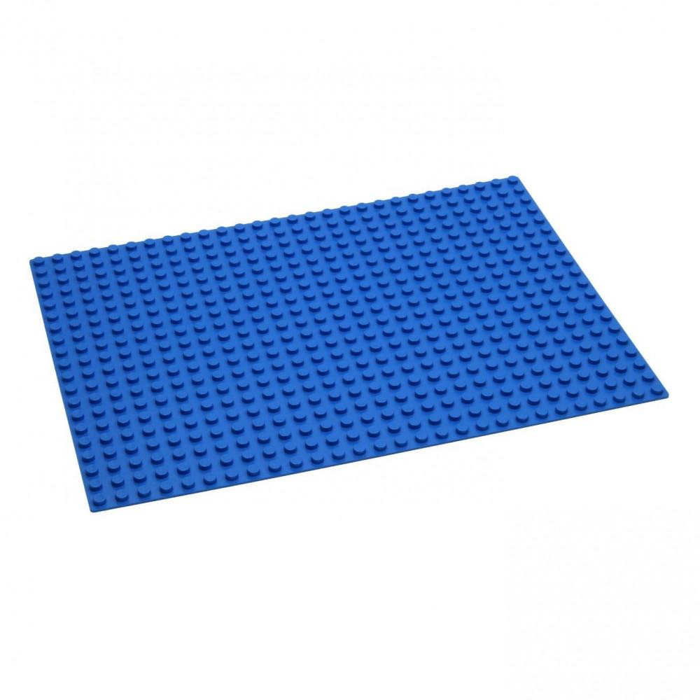 Hubelino Grondplaat Blauw, 560 noppen BT