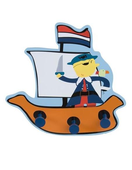 Kapstok Piraat