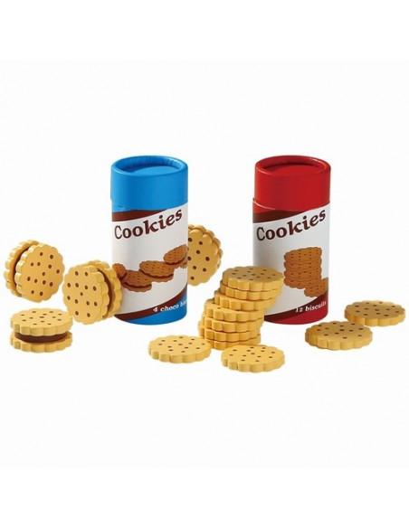 Houten Koekjes en Biscuitjes