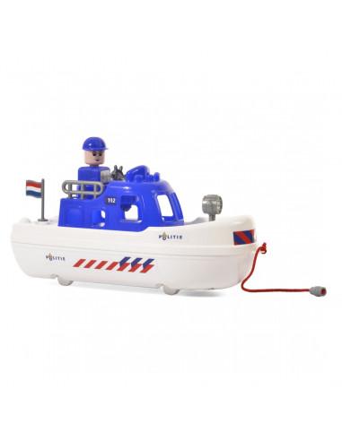 Polesie Nederlandse Politieboot
