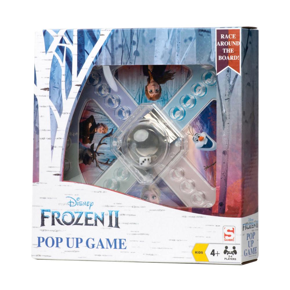 Frozen II Pop-up Spel