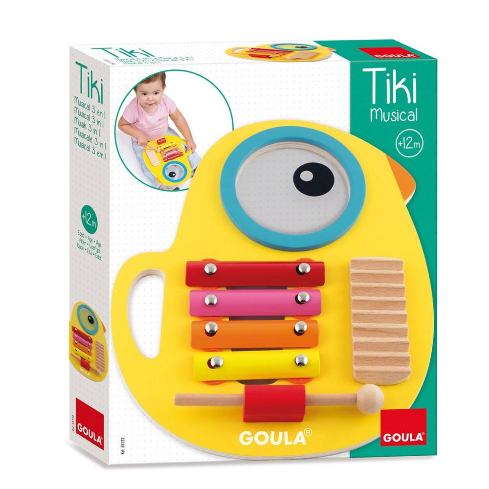 Goula Houten Tiki Xylofoon