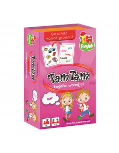 Tam Tam - Engelse Woordjes