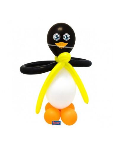 DIY Ballonset Pinguin